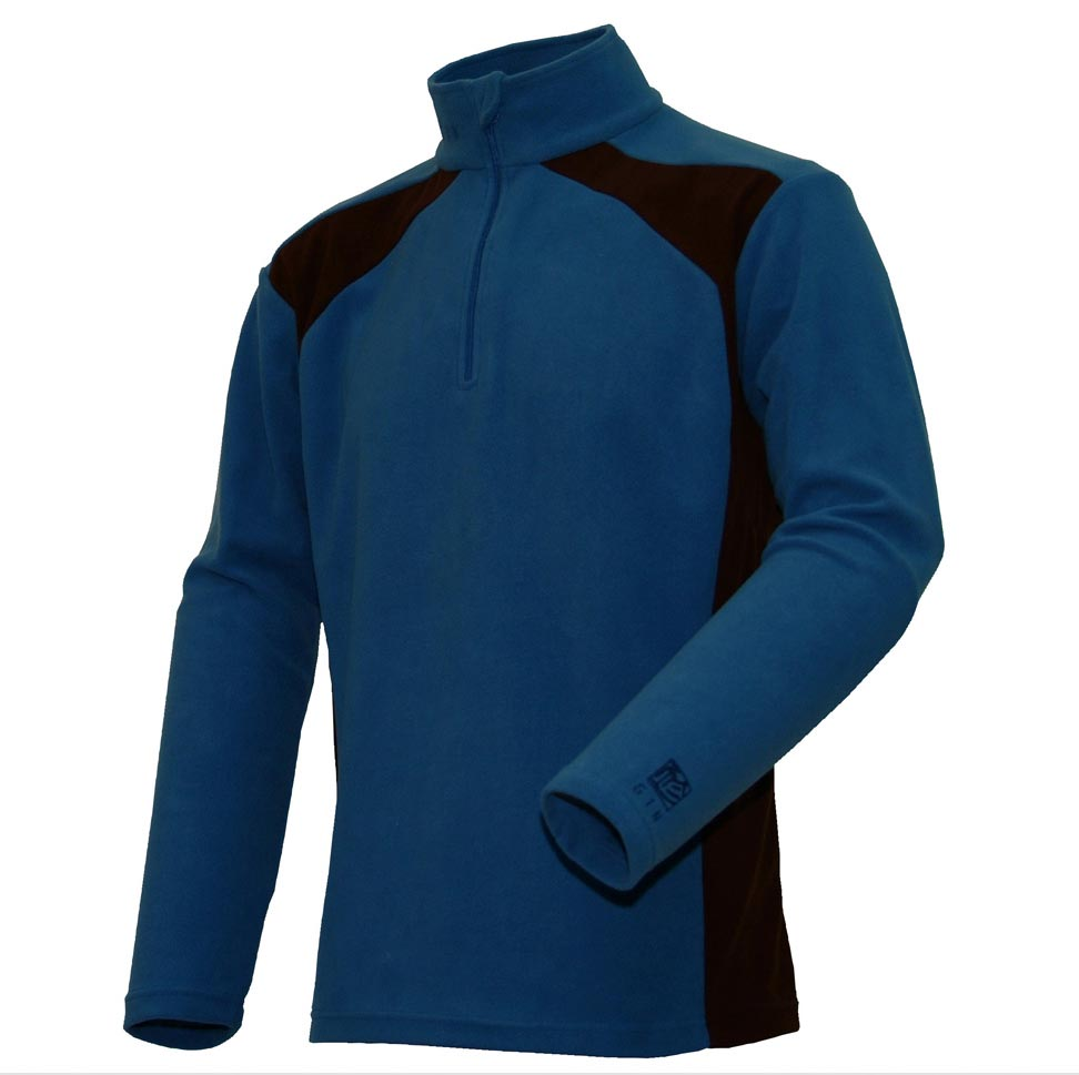 FLUID MICROFLEECE ZIP